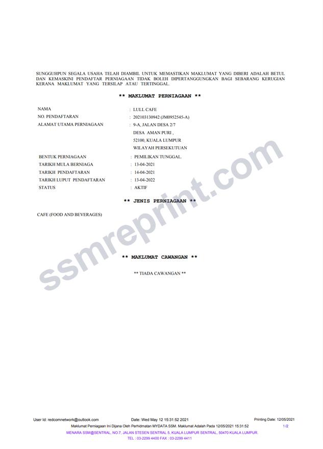 Ssm Re Print Services